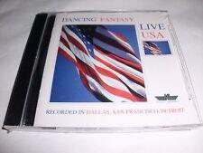 Dancing Fantasy - Live USA --CD--OVP