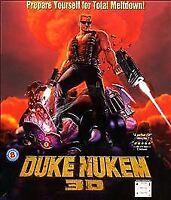 Duke Nukem 3D User Guide  PC CD-ROM with Booklet