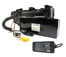 ENERpower Akku Li-Ion 36V 8,80Ah Pedelec eBike DIY V3 3XLR in R Tasche + LG 2A