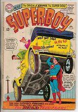 DC Comics Superboy #126 January 1966 Origin Of Krypto Fr