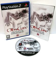 Obscure ~ Sony PlayStation 2 PS2 ~ Survival Horror Game ~ PAL *Excellent CIB*
