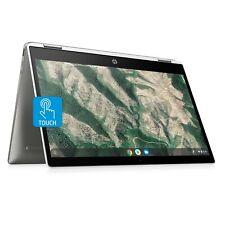 "HP X360 14"" Pentium Touch Chromebook, 14"" HD Touch Display, 4GB RAM, 128GB eMMC"