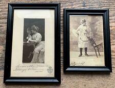 LOT 2 Kathryn Osterman Silent Screen ACTRESS Sign Vaudeville Cabinet Card PHOTOS