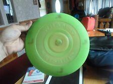1966 WHAM-O Frisbee Green Flying Disc Vintage Original Regular San Gabriel CA