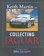 Keith Martin on Collecting Jaguar by Martin -Sports Car Market  PB - VG
