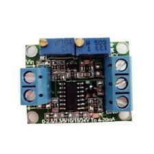 Voltage to Current Signal Transmitter 0-3.3/5/10/15V to 4-20mA Module L8M2