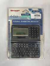 Sharp Y0-430 Electronic Organizer Backlit Handheld Address Phone# New Open Box