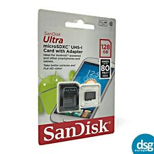 SanDisk 128GB micro SD SDXC Memory Card For Nintendo Switch Gaming Console