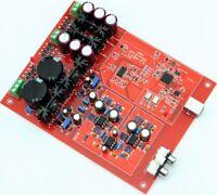 Assembled XMOS U8 + WM8741 + AD827 USB Decoder Board DAC