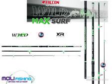 CANNA PESCA SURFCASTING 3 PEZZI FALCON MAX SURF 4.20 M - 180 GR ANELLI FUJI NEW