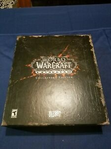 World of warcraft collectors edition cataclysm