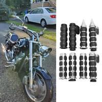 """1"""" inch Handlebar Grips Throttle Boss For Harley Davidson XL Sportster 883 1200"""