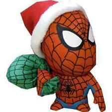 Marvel Santa Spider-Man Super Deformed Plush Brand New With Tag