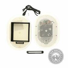 New Vivohome Vh241 Egg Incubator Mini Digital Poultry Hatcher Machine in Clear