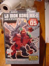 Zoids Legend Blox Iron Kong Mkii Lb05