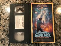 Making Contact VHS! StarMaker 1985 Strange Adventure!