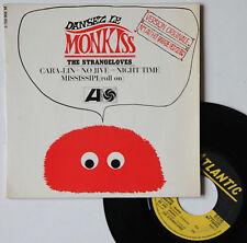 "Vinyle 45T The Strangeloves ""Cara-Lin - Dansez le monkiss"""