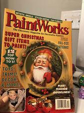 MAGAZINE--PAINT WORKS--DECEMBER 1995