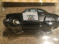 Lemax Police Car - Holiday Village-Train -Carnival Accent
