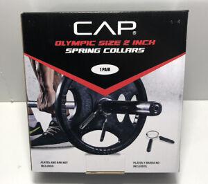 CAP Olympic 2 Inch Spring Collars NIB Same Day Shipping