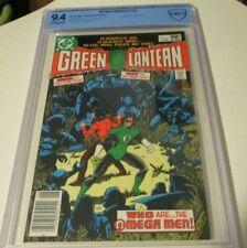 Green Lantern 141 CBCS  9.4  1st Omega Men app, Adam Strange NEWSSTAND