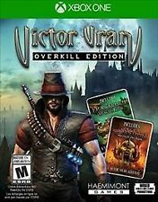 Xbox One 1 Victor Vran Overkill Edition NEW Sealed REGION FREE **releases 6/06