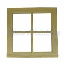 Dolls House Square Window Frame 1/12th Scale (00522)