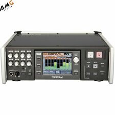 Tascam Hs-P82 8-Channel / 10-Track Multi-Track Field Recorder