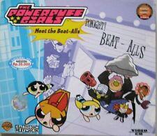 THE POWERPUFF GIRLS - MEET THE BEAT-ALLS - VIDEO-CD - 2 DISC