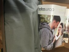 NEW Boba Wrap Grey Serenity Blend, Up to 35 lbs (0 - 36 months) Bamboo