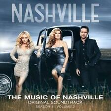 MUSIC OF NASHVILLE SEASON 4 VOLUME 2 SOUNDTRACK CD NEW