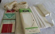 Vintage lot of Ribbon-binding-Braid