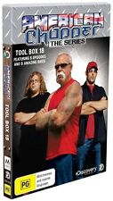 American Chopper : The Series - Tool Box 18 (DVD, 2010, 3-Disc Set)