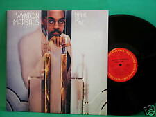 Wynton Marsalis, Think of One, 1983, Columbia Records FC 38641 with Insert, JAZZ