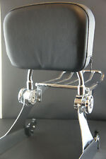 Detachable Backrest Sissy Bar for Dyna 02-05 Harley Davidson
