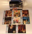 ABBA - 8 Mini LP SHM CD Japan 2009 + DU Promo-Box VERY RARE OUT-OF-PRINT NMINT!!