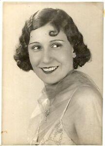donne donnine fotografie studio originali vintage renée neruey rare photos women