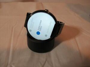 Motorola Moto 360 Smartwatch for Android - Dark Metal (1st Generation)