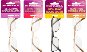 READING GLASSES Cheap Travel Mens Womens + 1.25 1.5 1.75 2.0 2.5 3 Fast Delivery