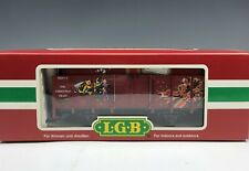 Lehmann Gross Bahn LGB Germany The Christmas Train # 40217 w/ Original Box TCK