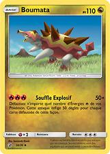 Pokemon - Boumata X2 - Peu Commune - SL7.5 Majesté des Dragons 50/70