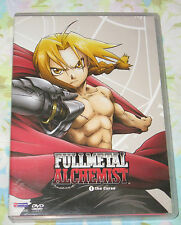 Full Metal Alchemist DVD The Curse 4 episodes 105 minutes Adult Owned Volume 1