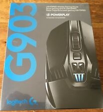 NEW AND SEALED LOGITECH G903 LIGHTSPEED WIRELESS GAMING MOUSE