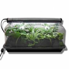 Greenhouse Tray Kit Horticulture Germination Garden Seed Starter Growth Dome