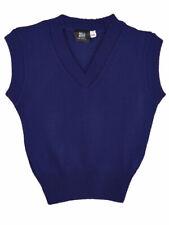 T.Q. Knits Unisex Sweater Vest (Sizes 2 - 7)