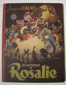 Calvo ROSALIE Ed. GP 1946 EO BE