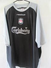 Liverpool 2001-2002 Training Football Shirt Size xxl /13299