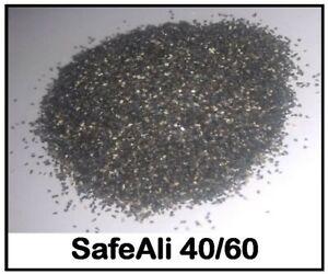SafeAli - Aluminium Oxide - Medium 40/60 - Grit Blasting - 5KG