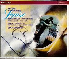 Charpentier: Louise / Fournet, Monmart, Michel - CD Philips
