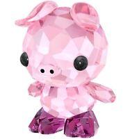 Swarovski Crystal 5302557 Zodiac Determined Pig 3.2x2.4cm RRP $89